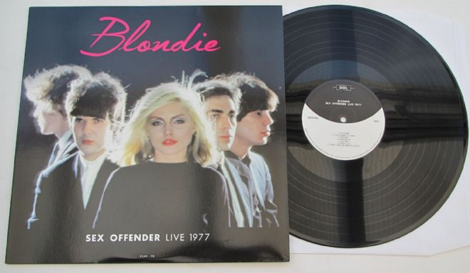 Blondie Sex Offender Live 1977